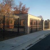 High Security Ornamental Fence