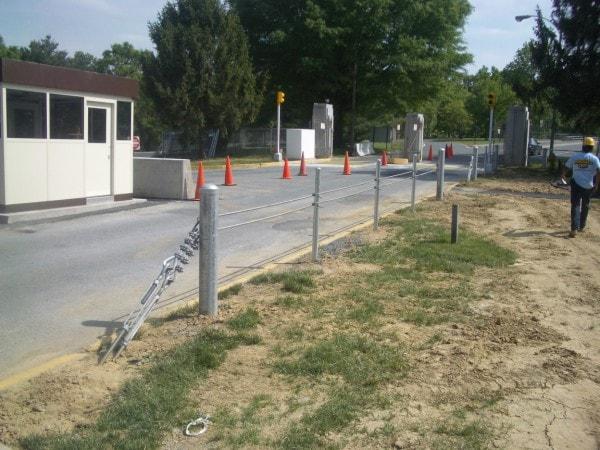 Dc Force Protection Fences Hercules Fence Washington Dc