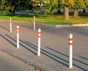 Protect your business with crash barriers