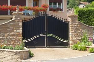 gate home