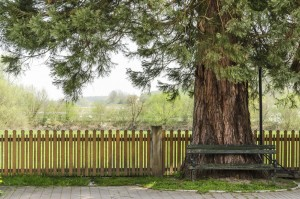 residential fence fall maintenance