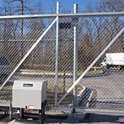 Commercial Automatic Gate System