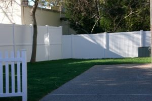 Picket and Privacy Combination