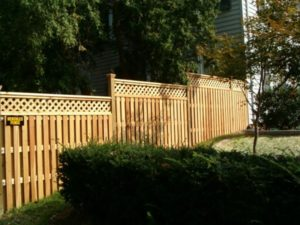 Learn how to protect your wooden fence from sun damage.