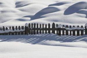 Learn how to properly install a snow fence.