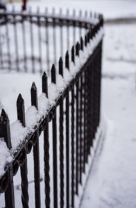 Learn how to protect your fence from winter weather.