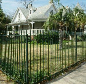 best fences for home defense
