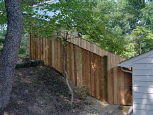 benefits of cedar wood fencing