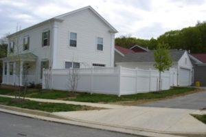durable home fences