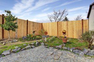 prepare for a fence installation